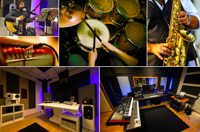 footer opname studio